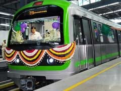 Hindi Signboards Put Bengaluru Metro In A Spot, Online Campaign Continues