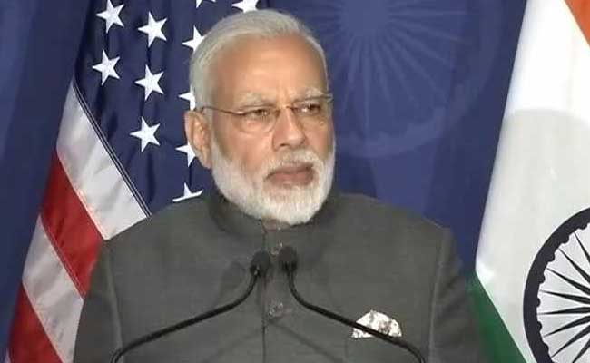 Modi US Visit: Modi Invites Top US Companies To Invest In India