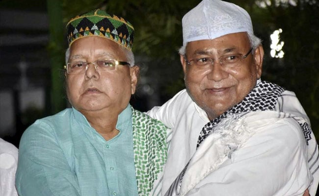 Taunting Grand Alliance Partners, Nitish Kumar Quotes Them - Adds Twist