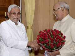 Nitish Kumar To Side With BJP On President, Sonia Gandhi Informed Too