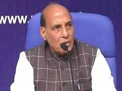 Government Wants Speedy Development Of Northeast: Rajnath Singh
