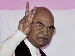 Live: BJP's President Pick Ram Nath Kovind Meets PM Modi, Amit Shah