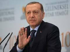 Turkey President Recep Tayyip Erdogan Says Fine After Feeling Unwell In Prayers