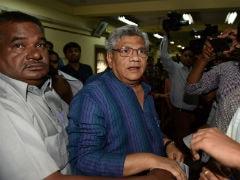 BJP Files Complaint Against Sitaram Yechury, As Feud Intensifies In Kerala