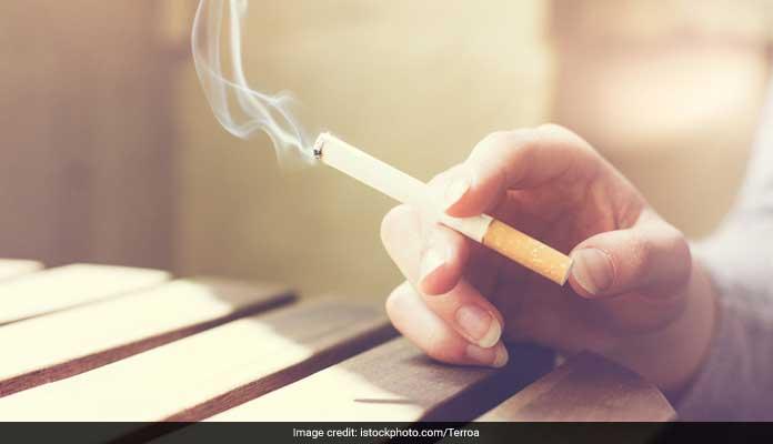 smoking unhealthy lifestyle