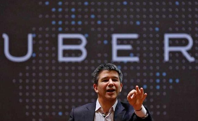 New York Times sources say Uber discussing leave for CEO