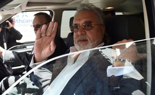 ED Files First Chargesheet Against Mallya For Money Laundering