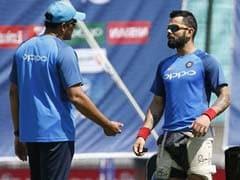 Virat Kohli Deletes Tweet Welcoming Anil Kumble As Team India Coach
