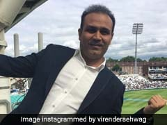 Champions Trophy 2017: Caught Napping, Ganguly and Warne Become Sehwag's Latest Victims