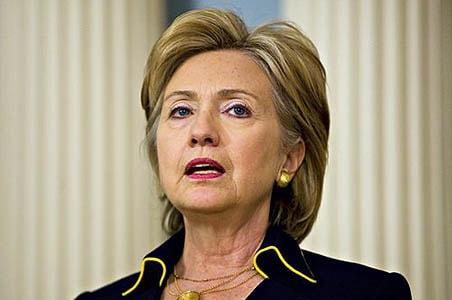 Clinton visit: Hotel Taj turned into fortress