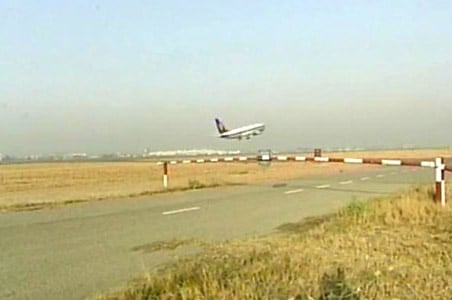 The hijacking of Indian Airlines flight IC-814