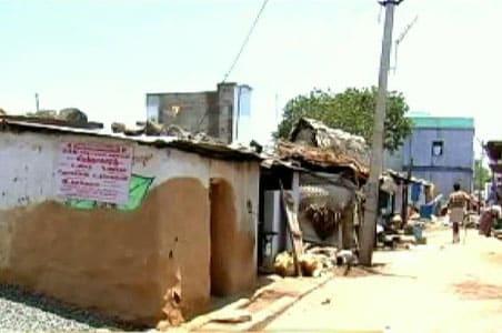 Madurai's wall of shame still stands
