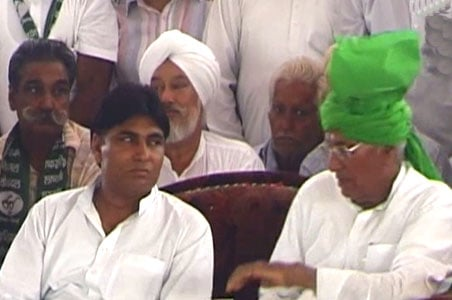 Chautala & sons campaign in full swing
