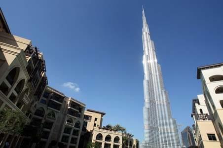 Dubai's skyscraper has world's highest Mosque