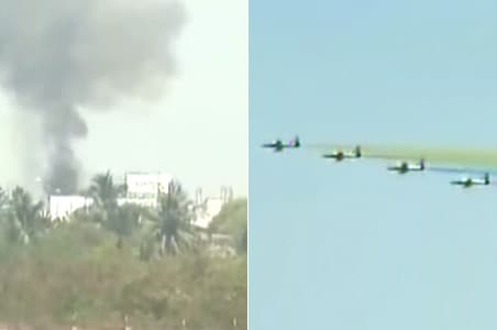 Hyderabad plane crash: Searching for explanations
