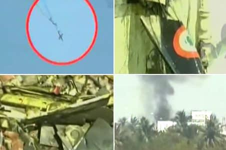 Hyderabad crash: Ground Zero, 24 hours later