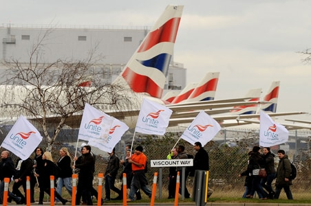 British Airways, other airlines seek EU bailout for ash crisis