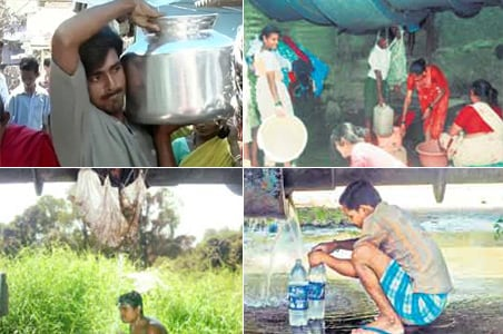Water stolen as Mumbai remains thirsty