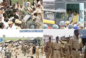 TDP bandh today against Chandrababu's arrest