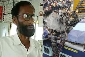 Bengal train accident: 'Station master tried to alert driver'