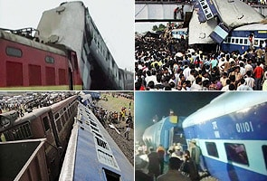 Chronology of major train accidents since 2000