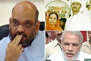 Amit Shah to get chargesheet today
