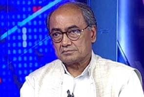 Digvijaya to NDTV: No regrets for comments on Chidambaram