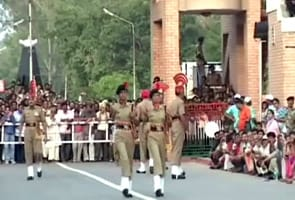 Now, women guards at Wagah border ceremony