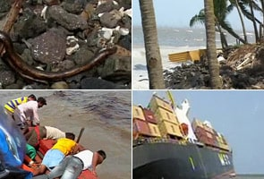 Mumbai oil spill: Impact on the environment