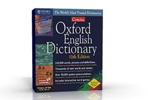 Next Oxford dictionary to be published only online?