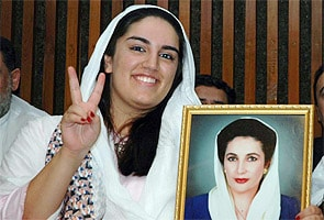 Bakhtawar Bhutto another dupatta-wearing politician in making?