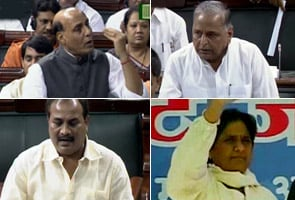 Farmer agitation: MPs condemn 'forcible' land acquisition in UP