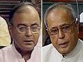 Pranab vs Advani on Swiss accounts