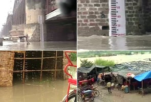 Flood fear in Delhi as Yamuna continues to rise
