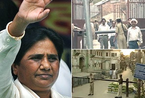 Ayodhya verdict: Mayawati says Centre has ignored UP's demand for forces