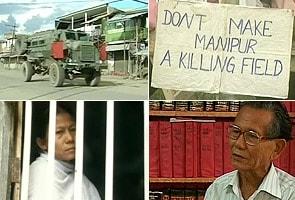 Manorama Devi rape and murder: Assam Rifles indicted