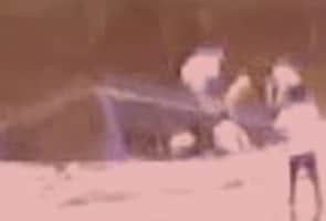 Madhya Pradesh:16 killed in bus accident in Dewas