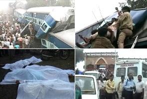Train accident in Madhya Pradesh: 23 dead, 40 injured