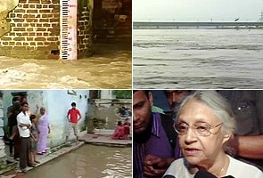 Delhi flood alert: Yamuna continues to rise, govt says no need to panic