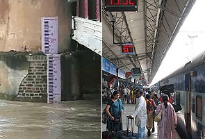 Delhi: Flood threat looms large as Yamuna continues to rise