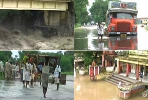 Flood fury in Uttarakhand, over 40 dead