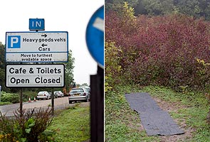 A small town in Britain famous for public sex