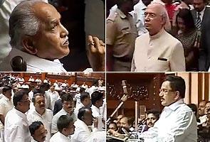 Karnataka rebel MLAs: Court decision on Monday