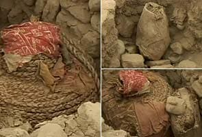 1000-year-old mummies found in Peru