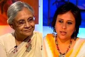 Sheila Dikshit speaks exclusively to NDTV: Full transcript