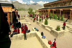 Aamir's school, once unheard of, is world-famous