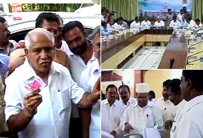 Karnataka crisis: Yeddyurappa to prove majority on October 12
