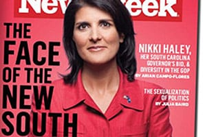 Amritsar's Nikki Haley is South Carolina Governor