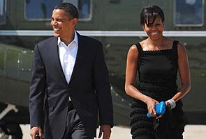Obamas wanted to celebrate Diwali in India