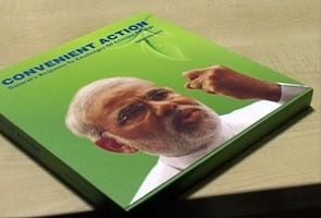 Narendra Modi pens book on climate change